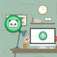 Men's Toronto Raptors #2 Kawhi Leonard Team Attitude T-Shirt - Black