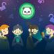 Youth Brooklyn Nets #30 Dzanan Musa City Swingman Jersey - Black