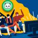 Custom Portland Trail Blazers Men's Red Name & Number T-shirt