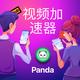 Men's Seattle Seahawks Colby Parkinson Golden Edition Vapor Limited Jersey - Black