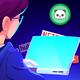 2020 Jake Allen #34 St. Louis Blues Full-Zip Men's Hoodie
