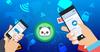 NBA Oklahoma City Thunder Neon Sign Galaxy Case