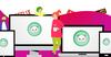 NHL Vegas Golden Knights with Skyline Galaxy Case