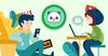 NHL Washington Capitals Hockey Away Goalie Jersey Galaxy Case