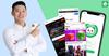 NHL Patrick Kane CHICAGO BLACKHAWKS OIL ART SERIES 2 IPhone Case