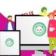 NHL Winnipeg Jets Hockey Art Shower Curtain
