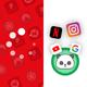 NHL Chicago Blackhawks Please Stand 2 Panel SB Throw Pillow